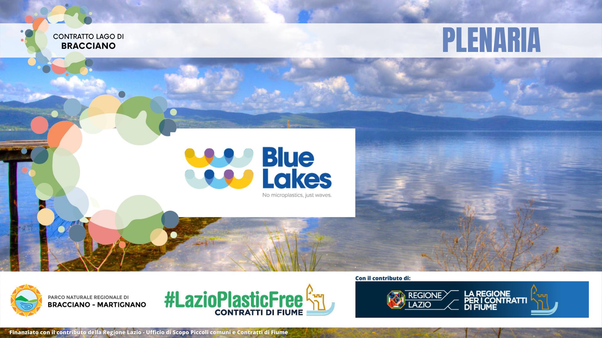 Contratto di Lago Bracciano - Plenaria - Sintesi Incontri tematici e LIFE BLUE LAKES